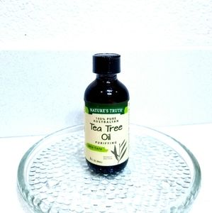 Nature's Truth Tea Tree Oil